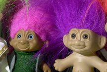 Trolls / by Debra Donner