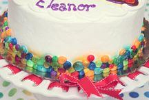 The {very} Happy Birthday / Eric Carle Style / by Elena Christensen