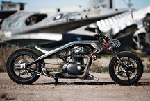 Motorcykles And Mopeds / by Johan Holm