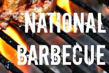 National Barbecue Month / May is National Barbecue Month! Let's celebrate!