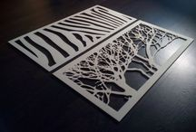 Dekoračné rezanie dreva