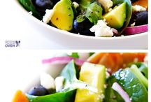 Salad / Healthy food