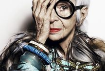 Iris Apfel...  Iconic women