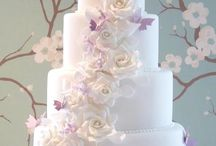 Wedding cakes / Inspiration for wedding cakes