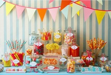 stuff: candy tables