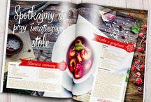 Bezpłatny E-magazyn kulinarny / E-magazyn kulinarny Doradca Smaku to mnóstwo kulinarnych inspiracji, porad i przepisów. Już teraz rozczytaj się w tej pysznej lekturze.