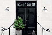 Love front door