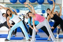 Aerobics / Aerobics exercises are easy way to promote calorie burn and have a flat tummy. Try out these 10 aerobics training workouts to have a fit and leaner body.