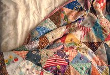 Quilts/Fabric art