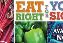 Healthy Eats for the Eyes / What foods help promote eye health?