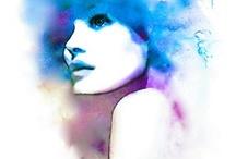 watercolor / by Tanya McCartney