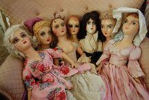 Dolls Boudoir/French
