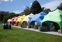 Festival Design / Great ideas for dressing festivals and events