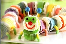 Hungry Caterpillar/Butterfly Activities / Ideas, recipes activities related to the Hungry Caterpillar and/or Butterflies