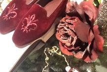 My creations / Le mie creazioni, accessori, pantofole, borse artigianali Made in Italy