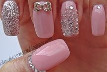 Fantastic Nails! / Great nails make your rings pop out even more.