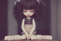 dolls and houses