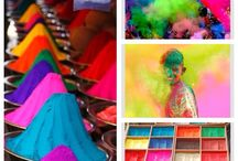 Holi Festival / Happy Holi festival to our Indian friends and families. Enjoy the day of colour and fun...