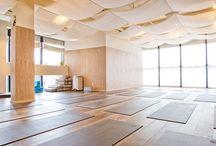 Yoga Studio Ideas