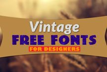 Free Fonts / Free Download Fonts