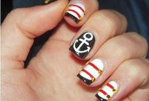 Nail Craziness / by Lindsay G