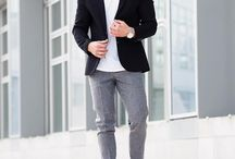 Trousers style for men