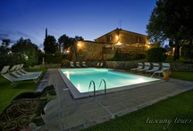 Farmhouses in Tuscany / Wonderful, old farmhouses for your holidays in Tuscany!