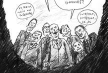 Humor reivindicativo / by Luis Crespo
