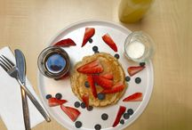 Pancakes / The perfect food that you can always eat. Sweet, savoury or healthy.