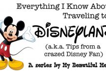 Disneyland / by Charlene Swearingen