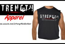 Strength Oldschool Bodybuilding Apparel