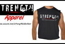 Strength Oldschool Bodybuilding Apparel