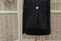 Nuovi arrivi Susy Mix / Nuovi arrivi abbigliamento Susy Mix P/E 2016: articoli disponibili in negozio e nello Shop Online  https://www.tessutietendaggipanini.it/abbigliamento/susy-mix.html