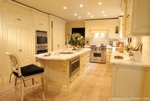 Kitchens / The better the kitchen, the more you enjoy cooking