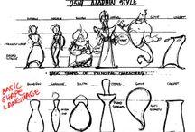personaggi fumettosi