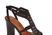 JH black sandal