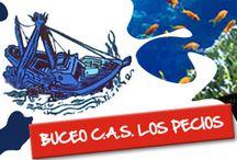 Buceo / WEBs de Buceo en Castellano
