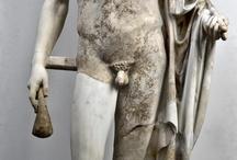 Estatues Gregues i Romanes