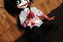 creepypasta and other doll things cool!!