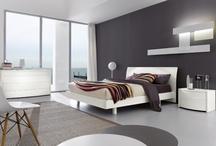 Stanze da letto moderne