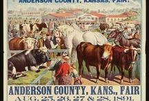 Fair Posters in Kansas History