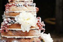 Wedding cake nude