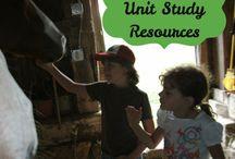 Horse unit study / by Christine Gordon