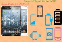 iPad Mini 3 Wi-Fi Front Panel Replacement