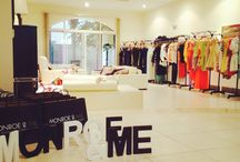 Pop Up Events & Shoppjng Parties / Monroeandme.com available at pop up events around UAE.....watch this space