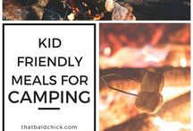 The Great Outdoors / Tips for family camping trips | Hiking | Educational Outdoor Experiences | Nature