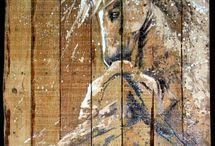 αλογα ζωγραφικη