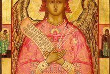 ikonen zwijgende chr