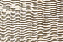 Marble wall coverings like textile fabrics