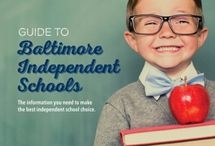 Baltimore Fishbowl School Guide / Each Fall, Baltimore Fishbowl publishes its popular Independent School Guide providing the information families need to make the best school choice.